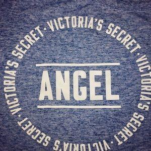 Victoria's Secret Tops - Victoria's Secret Angel Racerback Tank Top
